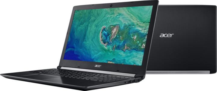 Acer Aspire 5 (A515-51G-525R), černá