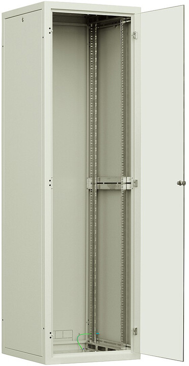Solarix LC-30 45U 800x1000mm, 1-bodový zámek