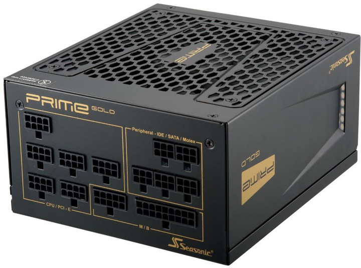Seasonic Prime Ultra Gold - 850W