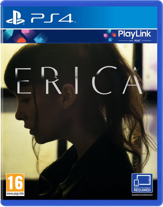 Erica (PS4)