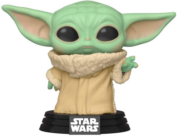 Figurka Funko POP! Star Wars Mandalorian - The Child