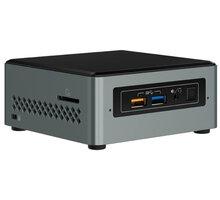 Intel NUC Kit 6CAYSAJ, šedá - BOXNUC6CAYSAJ