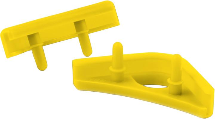 Noctua podložky NA-SAVP1 Chromax Anti-Vibration Pad, žlutá (16ks)