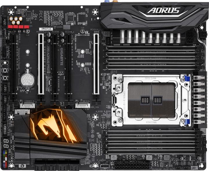 GIGABYTE X399 AORUS PRO - AMD X399