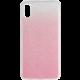 EPICO Pružný plastový kryt pro iPhone X / iPhone Xs GRADIENT, růžový