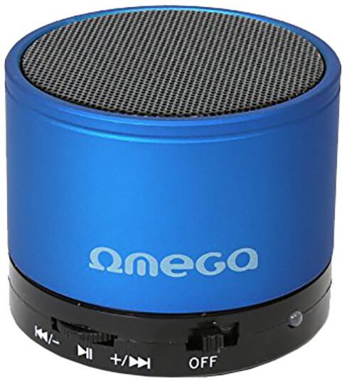Omega OG47, přenosný, modrá