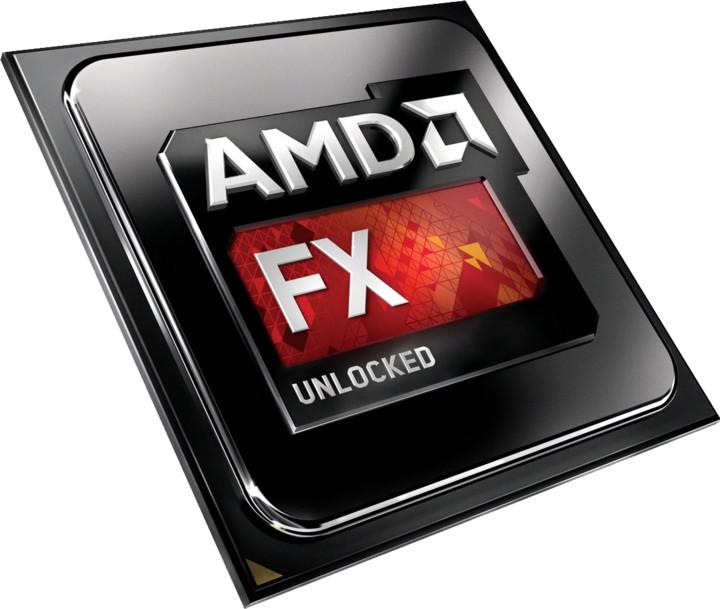 AMD Vishera FX-4320 (Wraith cooler)