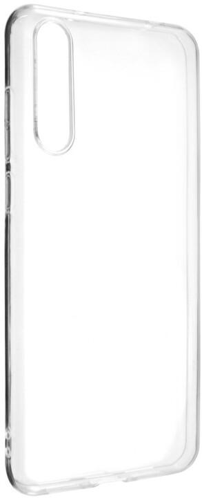 FIXED TPU gelové pouzdro pro Huawei P20 Pro, čiré