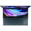 ASUS ZenBook Pro Duo 15 OLED (UX582), modrá