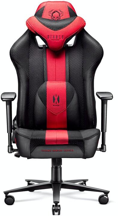 Diablo X-Player 2.0, XL, černá/červená