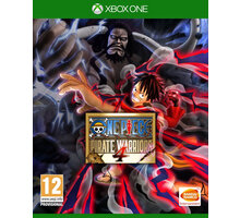 One Piece: Pirate Warriors 4 (Xbox ONE) - 3391892007473