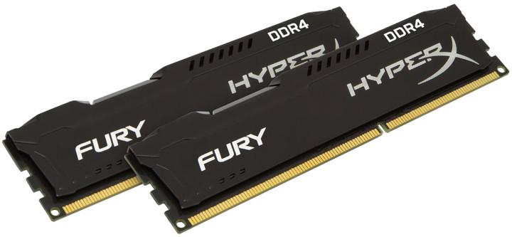 Kingston HyperX Fury Black 32GB (2x16GB) DDR4 2666