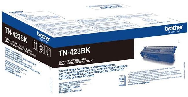 Brother TN-423BK, černá