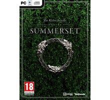 The Elder Scrolls Online: Summerset (PC) Elektronické předplatné deníku Sport a časopisu Computer na půl roku v hodnotě 2173 Kč