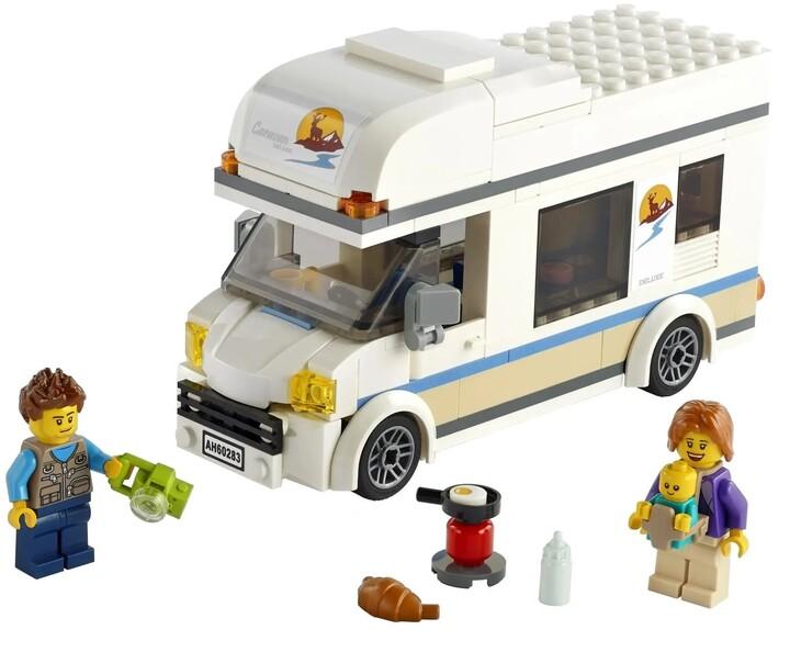 LEGO City 60283 Prázdninový karavan