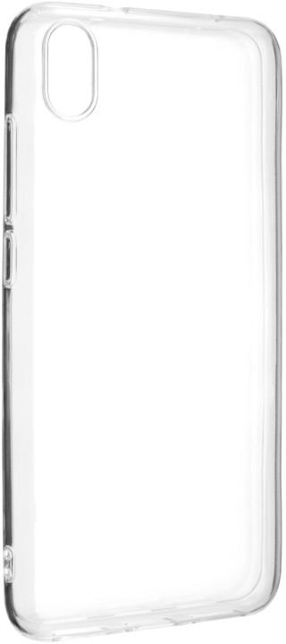 FIXED TPU gelové pouzdro pro Xiaomi Redmi 7A, čiré