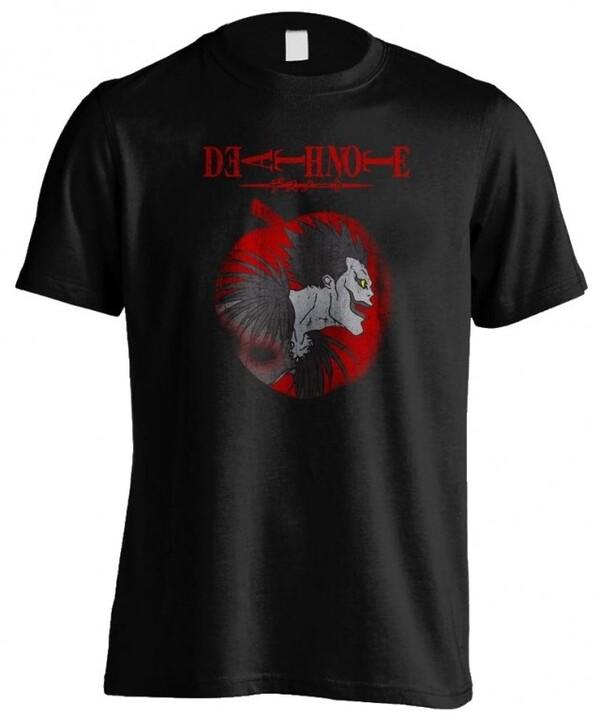 Tričko Death Note: Crisp Apple (XXL)