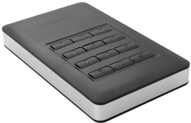 Verbatim Store'n'Go Secure Portable, USB 3.1 - 2TB