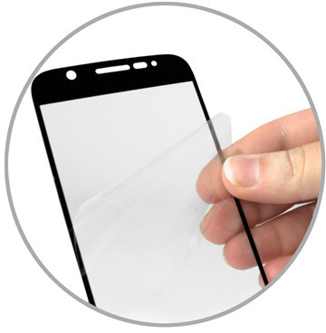 EPICO GLASS 2,5D tvrzené sklo pro Asus Zenfone 3 Max ZC520TL, černé