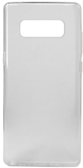 EPICO pro Samsung Galaxy Note 8 RONNY GLOSS - bíly transparentní