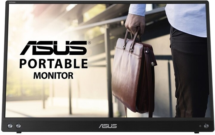 "ASUS ZenScreen MB16ACV - LED monitor 15,6"""