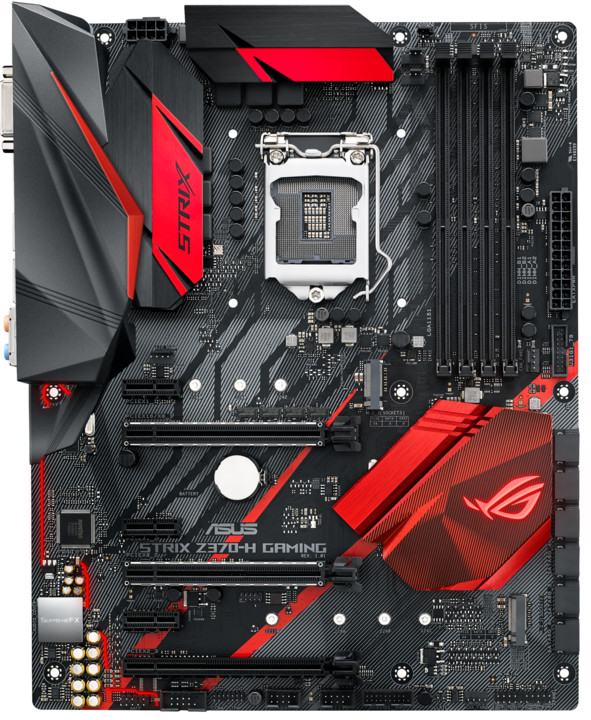 ASUS ROG STRIX Z370-H GAMING - Intel Z370