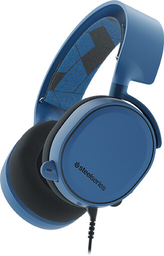 SteelSeries Arctis 3, modrá