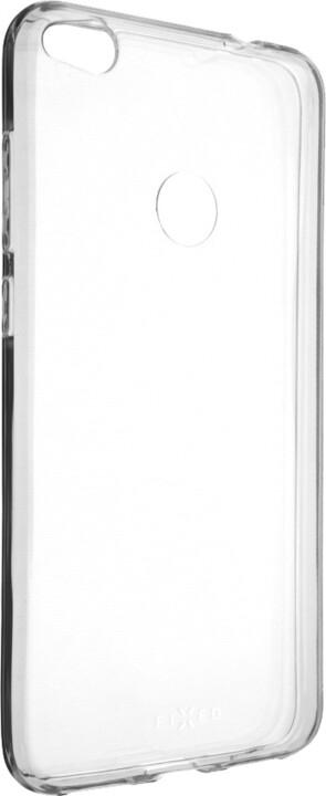 FIXED Skin ultratenké TPU gelové pouzdro pro Huawei P9 Lite (2017), 0,5 mm, čiré