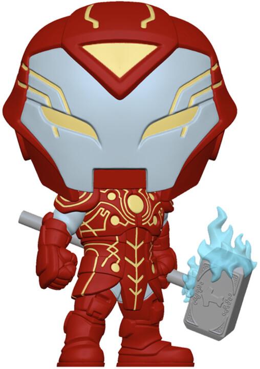Figurka Funko POP! Marvel: Infinity Warps - Iron Hammer