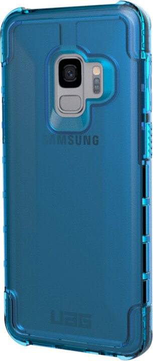 UAG Plyo case Glacier, blue - Galaxy S9