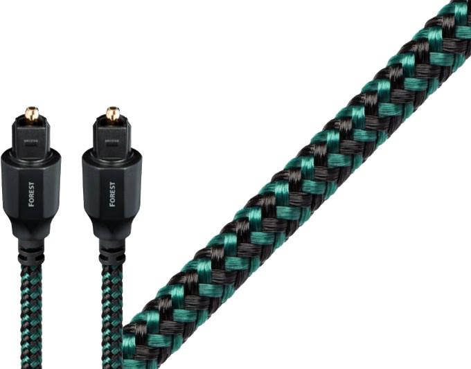 Audioquest Optický kabel (Forest Optilink) 0,75m