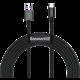 BASEUS kabel Superior Series USB-A - USB-C, rychlonabíjecí, 66W, 2m, černá