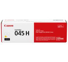 Canon 045 H, yellow - 1243C002