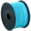 Gembird tisková struna (filament), PLA, 1,75mm, 1kg, nebeská modrá