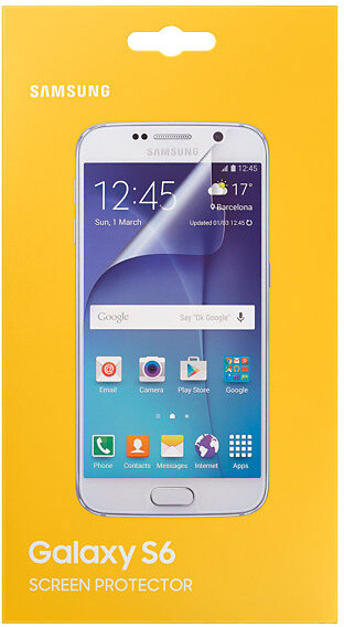 Samsung folie ET-FG920C pro Galaxy S6 (G920)