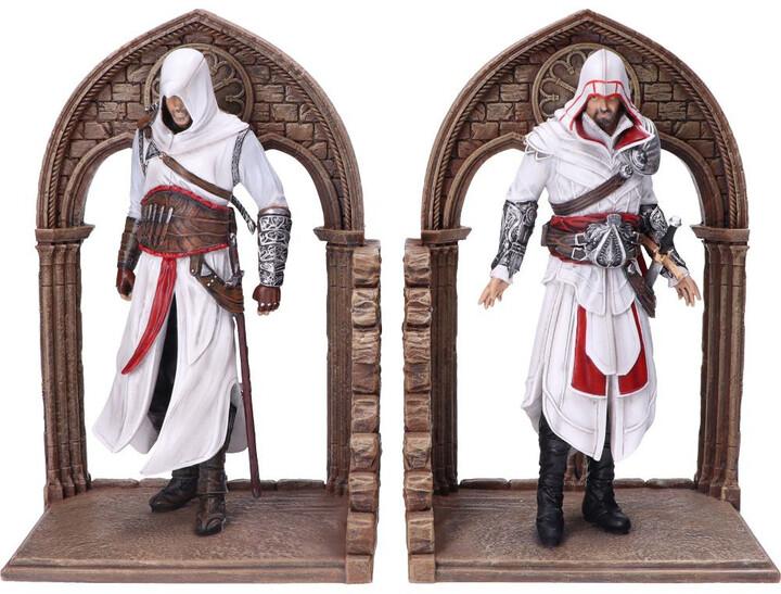 Zarážka na knihy Assassins Creed - Ezio and Altair