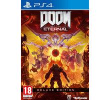 DOOM: Eternal - Deluxe Edition (PS4) + Steelbook DOOM: Eternal