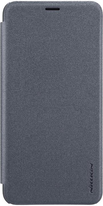 Nillkin Sparkle Folio pouzdro pro Huawei P20 Lite, černá
