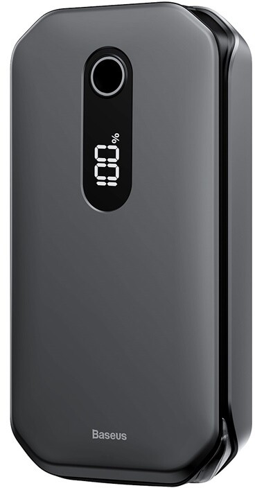 Baseus powerbanka Super Energy, startér do auta, 12000mAh, černá