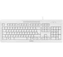 CHERRY Stream 3.0, CZ, bílá - G85-23200CS-0