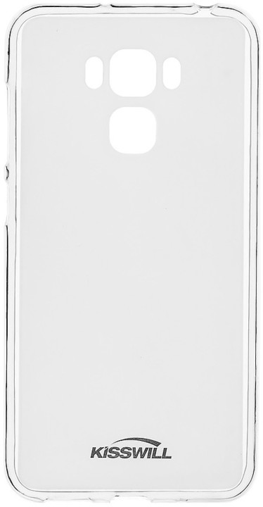 Kisswill TPU pouzdro pro Huawei P9 Lite Mini, transparentní