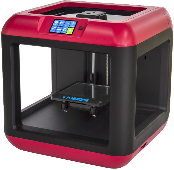Gembird 3D tiskárna FLASHFORGE FINDER, PLA vlákna
