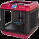Gembird 3D tiskárna FLASHFORGE FINDER, PLA vlákna  + Voucher až na 3 měsíce HBO GO jako dárek (max 1 ks na objednávku)