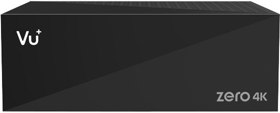 VU+ Zero 4K (1x single DVB-S2X tuner)
