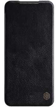 Nillkin pouzdro Qin Book Pouzdro pro Xiaomi Mi Note 10 Lite, černá