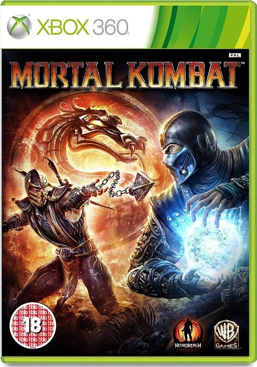 Mortal Kombat (Xbox 360) - elektronicky