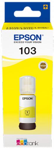 Epson C13T00S44A, EcoTank 103 yellow