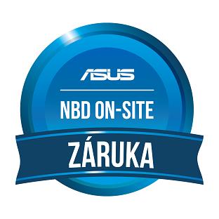 ASUS NBD On-site záruka pro modely řady ZenBook v hodnotě 2490,-