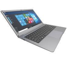 Umax VisionBook 14Wg Plus, šedá