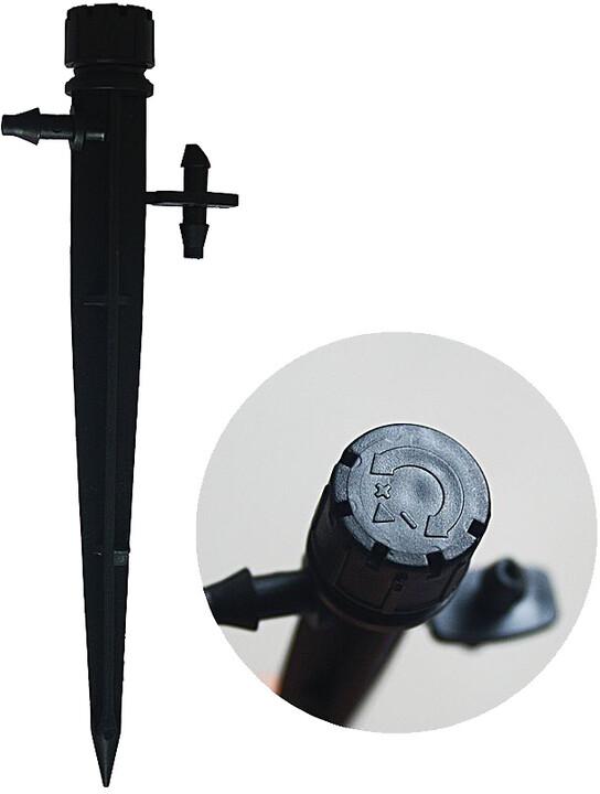 Aquanax AQR004, Rozstřikovač 180° zapichovací, 10 ks v balení